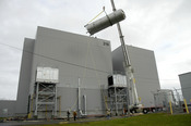 Six 25,000-gallon tanks of the toner arrived this week at Xerox's Webster, N.Y., plant, where production of the new product is expected to begin next year. The product can cut overall power consumption of digital printing devices by as much as 30 percent.