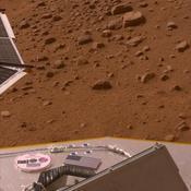 Phoenix Mars Lander.