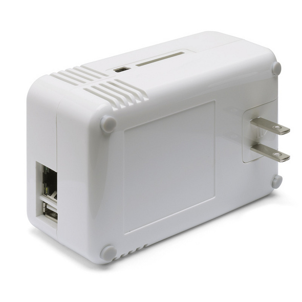 The design uses a Gigabit Ethernet to connect to the home network and a USB 2.0 port for peripherals, such as direct attached storage. For application development, Marvell offers support for standard Linux 2.6 kernel distributions.