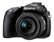 The Olympus SP-570 UZ ships with dual image stabilization offers a full manual mode to give you the best control over the picture.