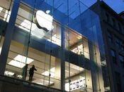 Apple Store Boston
