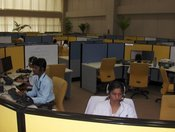 The call center for EMRI.