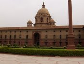 The beautiful embassies within New Delhi.