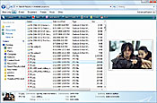 Vista's search system has a high degree of integration with the Windows shell, including the ability to add metadata on the fly.