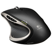 Logitech Unveils All-Surface Laser Mouse