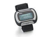 NEC M155 Messenger Cell Phone Watch