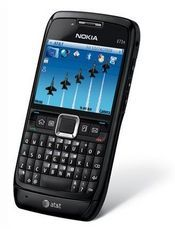 Nokia E71x Smartphone