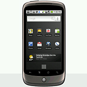 Google Nexus One Smartphone