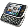 Motorola Unveils Android 'Cliq'