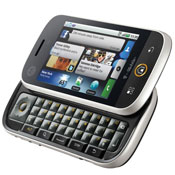 Motorola Android 'Cliq'