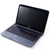 Acer Gemstone Blue Aspire Laptop