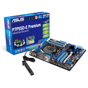 Asus Xtreme Design P7P55D-E Premium