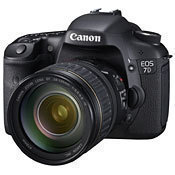 Canon EOS 7D DSLR