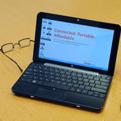 Verizon is offering a Hewlett-Packard Mini 1151NR netbooks for $200 with a two-year data service plan, which starts at $40 a month.
