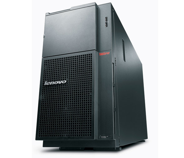 Lenovo's ThinkServer Tower