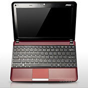 MSI Atom N450 Netbook