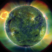 The Visible Sun