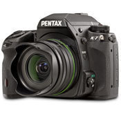Pentax K-7 Pro Digital Camera