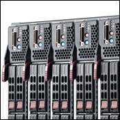 Super Micro Unveils High Density Blade Server