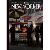iPhone App Used For New Yorker Cover