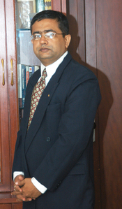 Ashish Kumar Chauhan, Reliance Industries