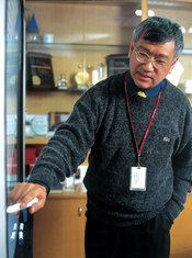 Feng Taichuan, Xian-Janssen Pharmaceutical