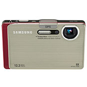 Samsung CL 65 Digital Camera With GPS