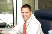 Robert Carey, CIO, Navy