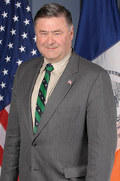 Paul Cosgrave, Commissioner Dept. of IT, New York City