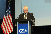 Edward O'Hare, CIO, Federal Acquisition Service, procurement arm of GSA