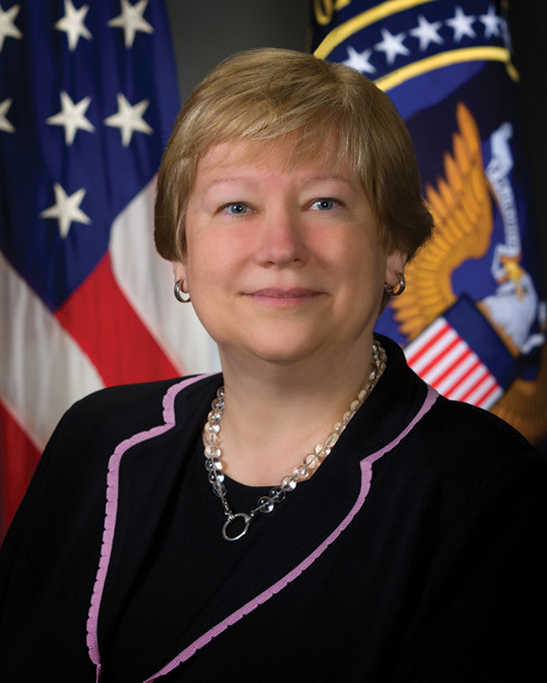 Priscilla Guthrie, CIO, National Intelligence