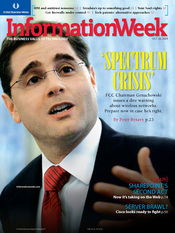 FCC Chairman Genachowski issues a dire warning about wireless networks. Prepare now in case he's right.