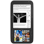 Spring Design Dual-Screen E-book Reader