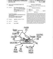 The Apple patent application for Multi-Touch Sensor Patterns And Stack-Ups describes and illustrates