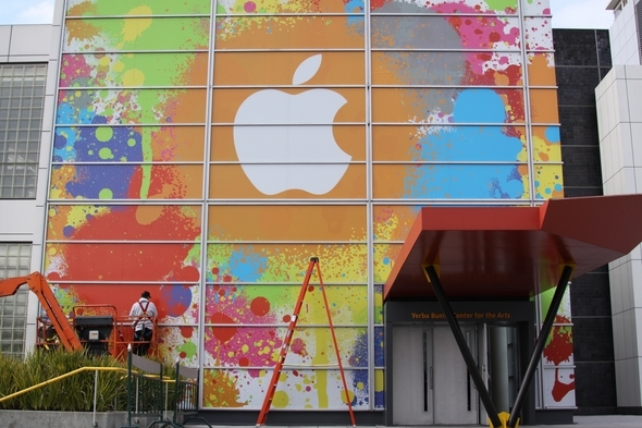 Apple's Big Unveiling, In Pictures