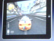 3D car game (Need For Speed) from Electronic Arts