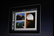 Keynote, part of iWork. it's presentation software.