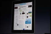 Apple's iPad is a better, bigger web browser.