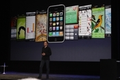 Scott Forstall, Senior VP of apps talks about the app ecosystem for the iPad.
