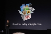 SVP of apps, Scott Forstall, announces iPad SDK, available immediately for developers.
