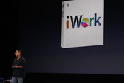 Apple re-worked iWork for the iPad (includes Pages, Numbers and Keynote).