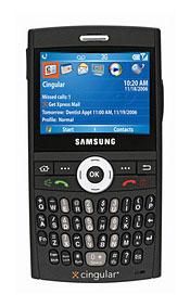 Samsung BlackJack