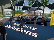 Cisco Systems has a big presence in Second Life, including a recent forum on mobility solutions.