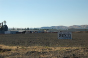 Land for sale adjacent to Google complex.