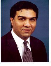 Mujib U. Lodhi, CIO At DC Water And Sewer Authority