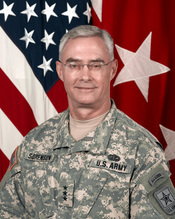 Jeffrey Sorenson, Lieutenant General And CIO, United States Army
