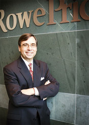 James Mazarakis, Chief Technology Officer, T. Rowe Price