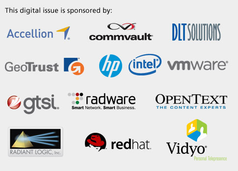 Digital Issue Sponsors