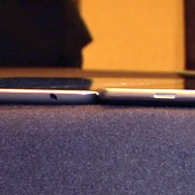 Samsung Galaxy Tablet vs. iPad