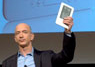 Amazon's Jeff Bezos Debuts Kindle 2 in NYC